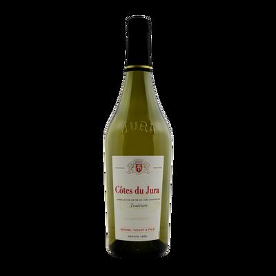 Côtes du Jura tradition, bouteille de 75cl