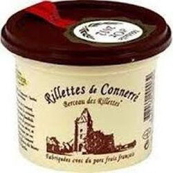 Rillettes de CONNERRE pot de 220 g MAISON PRUNIER