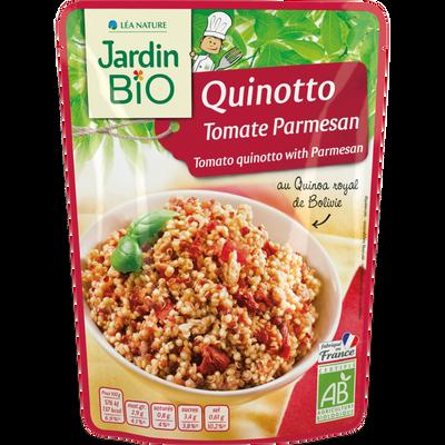 Quinotto Tomate Parmesan JARDIN BIO
