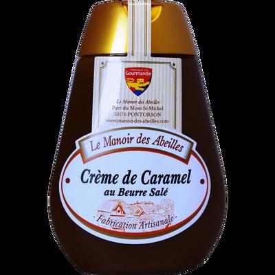 Squeezer crème de caramel, pot de 210g