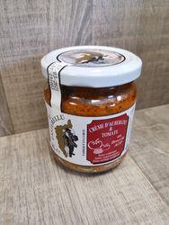 Crème d'Aubergine et Tomates a