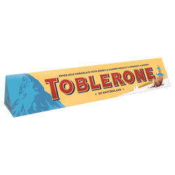 Barres amandes salées TOBLERONE, 360g