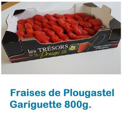 FRAISE PLOUGASTEL 800G