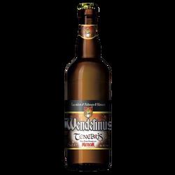 Bière tenebris WENDELINUS, 6°, bouteille de 75cl