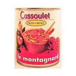 Cassoulet montagnard  boite 4/4 840gr