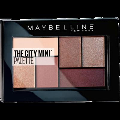 The city mini palette 410 chill nu MAYBELLINE