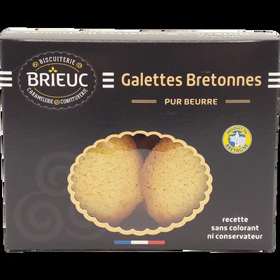 Galettes bretonnes BRIEUC, 150g