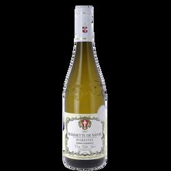 Vin blanc de Savoie Rousette Marestel AOC, bouteille de 75cl