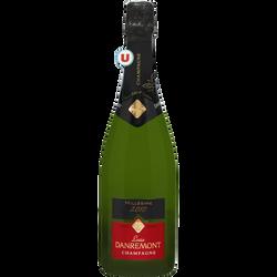 Champagne brut Louis Danremont 2010 12,5% vol. 75cl
