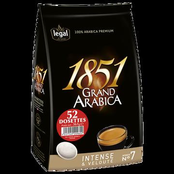 Legal Legal Grand Arabica Intense 1851 52pads