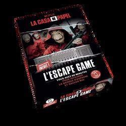 Escape game:La Casa Del Papel parties 3-4