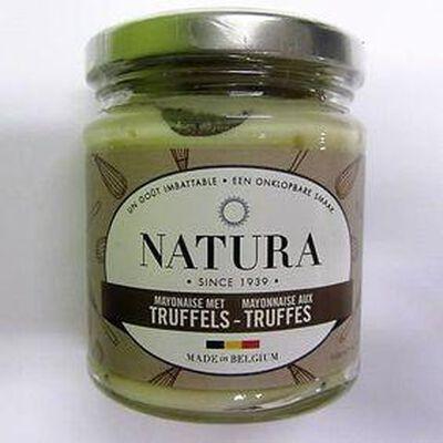 Mayonnaise aux truffes NATURA,160g