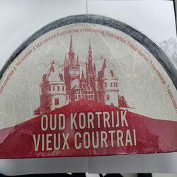 GOUDA ROUGE VIEUX COURTRAI, 48% M.G., BELGIQUE