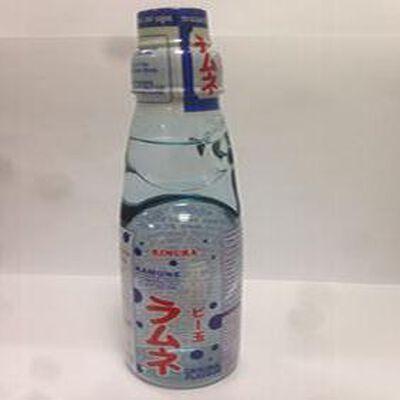 Limonade Japonaise gazeuse KIMURA, 200ml