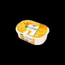 Sorbet orange U,bac 550G