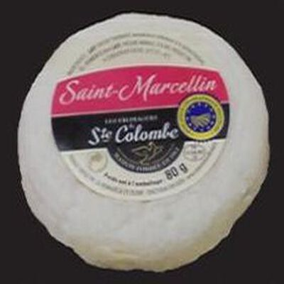 Saint Marcellin IGP, 21%MG, Les fromagers de St Colombe, 80G