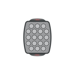 Moule 18 mini cannelés Crispybake Téfal en silicone 29x21cm