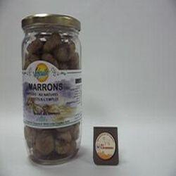 Marrons entiers au naturel 430g Verfeuille