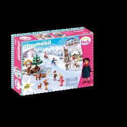 Playmobil Heidi  - Heidi et l'hiver - 70261 - Dès 4 ans