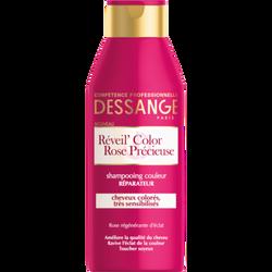 Shampooing réparateur rose DESSANGE, flacon de 250ml