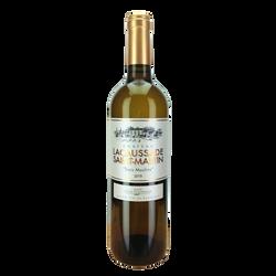 Blaye Côtes/Bdx AOP blanc Ch.Lacaussade St Martin Trois M.HVE3 19, 75cl