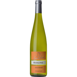 Vin blanc riesling AOC collection Anne de Laweiss, 75cl