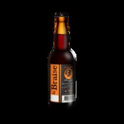 Bière du Bouffay Braise 8° Bouteille 33cl