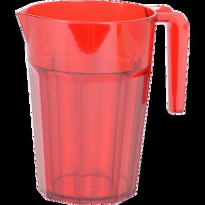 Pichet, en plastique, 1,5 litres, framboise acidulé