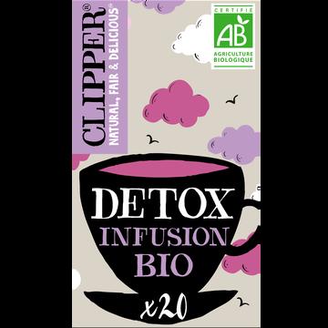 Clipper Infusion Detox Bio Clipper, 40g