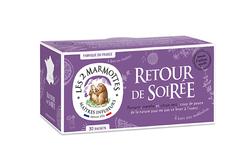 *INFUSION RETOUR DE SOIREE