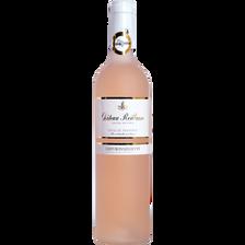 Vin rosé Côtes de Provence AOP Château Reillanne grande réserve, bouteille de 75cl