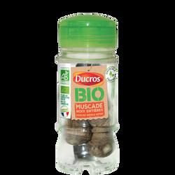 Muscade noix entières bio DUCROS 18g
