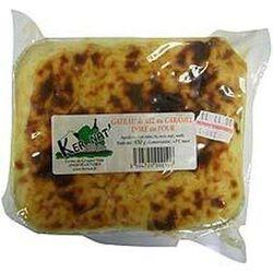 Gâteau de riz au caramel doré au four 250gr KER NAT'