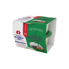 Fromage blanc aux fines herbes ALSACE LAIT, 8.1%MG, 2x125g