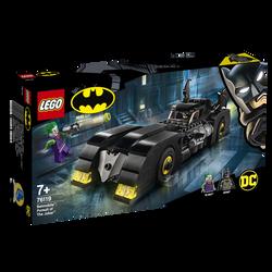 LEGO® DC Batman - Batmobile : la poursuite du Joker - 76119 - Dès 7ans