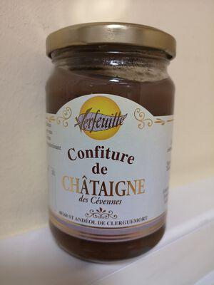 CONFITURE DE CHATAIGNE 360G