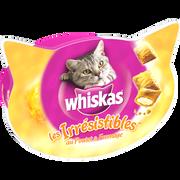 Whiskas Friandises Pour Chat Au Poulet Et Fromage Les Irrésistibles Whiskas, 60g