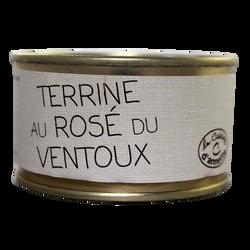 Terrine au rosé du Ventous LA CUISINE D'ANNETTE, 130g
