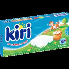 Fromage blanc fondu au lait pasteurisé KIRI, 29,5% de MG, 8 portions,160 g
