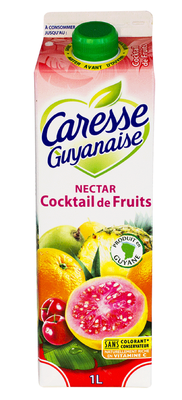 Nectar Cocktail, CARESSE GUYANAISE, 1L