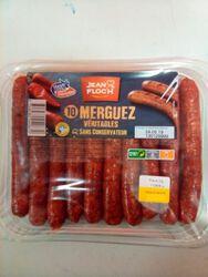 BARQUETTE  MERGUEZ