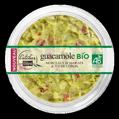 Guacamole bio ATELIER BLINI, 160g