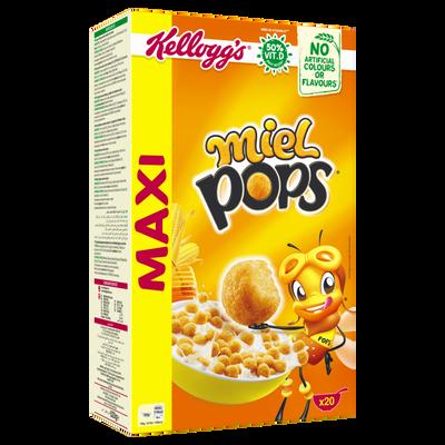 Miel Pop's KELLOGG'S, paquet de 620g