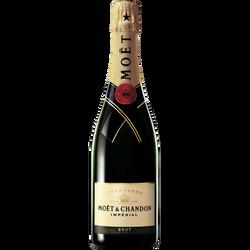 Champagne Brut MOET & CHANDON Impérial, bouteille de 75cl