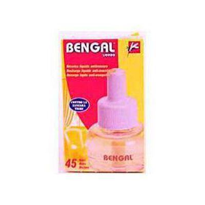 Recharge liquide anti-moustique 45 nuits  BENGAL PLUS, 35 ml