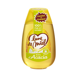 Miel d'acacia LUNE DE MIEL, 500g