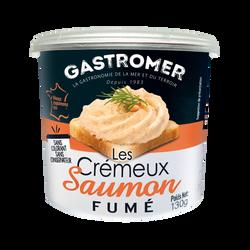 Crémeux saumon fumé GASTROMER 130g