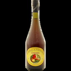 Pommeau de Normandie AOC COQUEREL, 17°, bouteille de 70cl