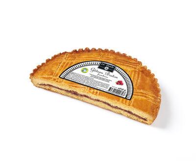 Gâteau breton aux framboises 1/2 lune LE FLOCH, 400g