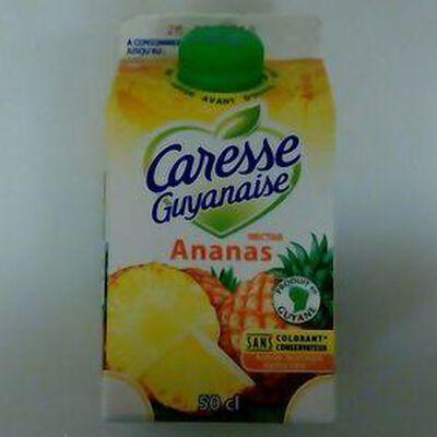 CARESSE GUYANAISE NECTAR ANANAS 50CL